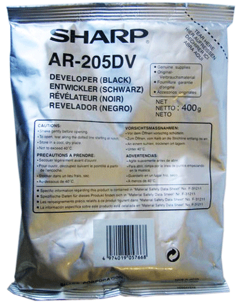 девелопер Sharp AR-5516/5520, AR-5623/5620/5618, MX-M182/M202/M232 (AR-205DV)